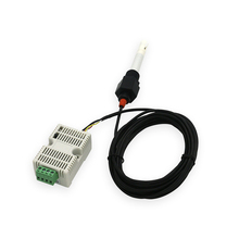12 24 V 電源 485 海水 EC トランスミッタ TDS センサー EC モジュール 4 20ma Modbus 485 導電率 EC /TDS センサー
