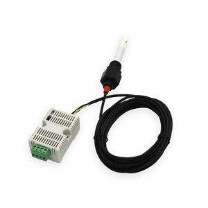 Image 1 - 12 24 V di Alimentazione 485 di Acqua di Mare Trasmettitore EC TDS DEL tester DEL Sensore Modulo CE 4 20ma Modbus 485 Conducibilità EC /TDS DEL tester DEL Sensore