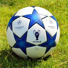 Match Ball Professional pu football soccer goal balls of football ball size 5 Champions League balon bola de futbol