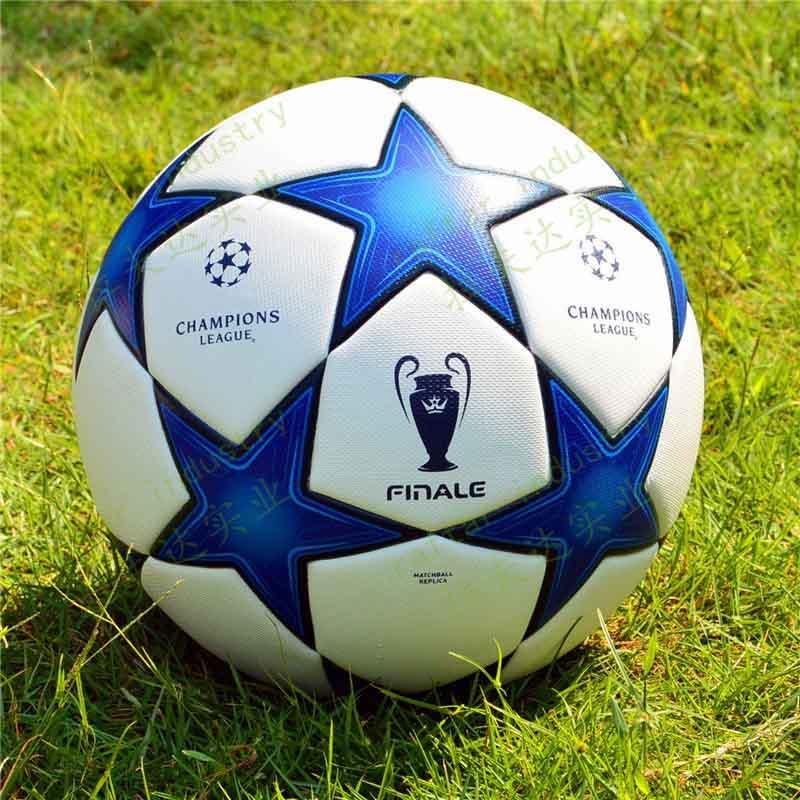 Match Ball Professional pu football soccer goal balls of ...