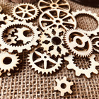 20pcs Laser Cut Wood...