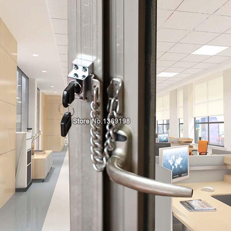 online get cheap catena di sicurezza porta -aliexpress.com ... - Porte In Legno Di Design Di Alta Sicurezza
