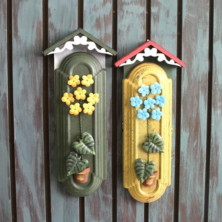 Creative Home Storage Box, Hanging Key Box, Mobile Phone Storage Box, Solid Wood Wall Hanging Key Box, Living Room Hanging