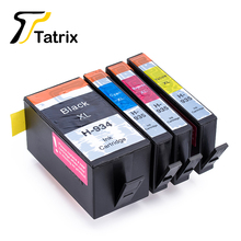 4PK For HP 934 935 934XL 935XL Compatible Ink Cartridge For HP Officejet Pro 6230/6830/6835/6812/6815/6820 Printer