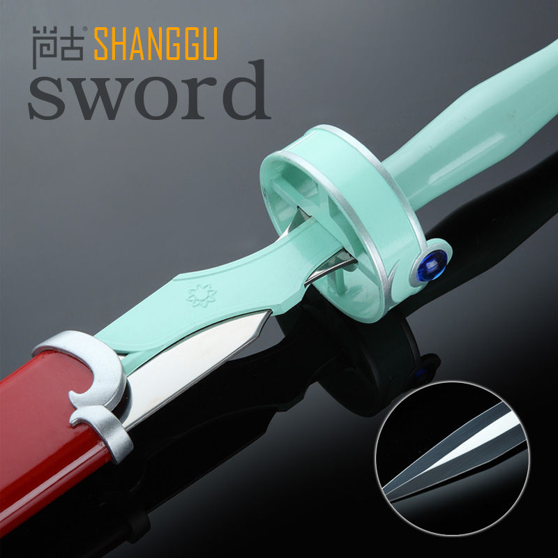 Cosplay Sword Art Online Yuki Asuna Titania SAO Rapier Flashing light Favorite souvenir game props Real sword