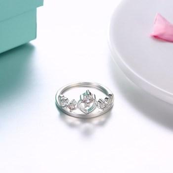 Kiteal Princess Crown Rings For Women 4