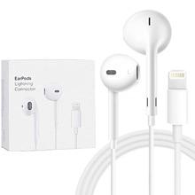 Earphone Lightning EarPods | for Apple In Ear Earphones and