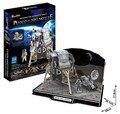 Кэндис го! 3d-головоломка игрушка CubicFun бумажная модель P651H открыть для себя секреты пространство аполлон лунного модуля 1 шт.