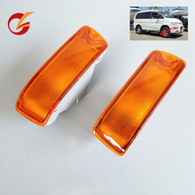 Используется для mitsubishi L400 delica space gear передняя сторона-поднимается указатель поворота светильник 1997-2005