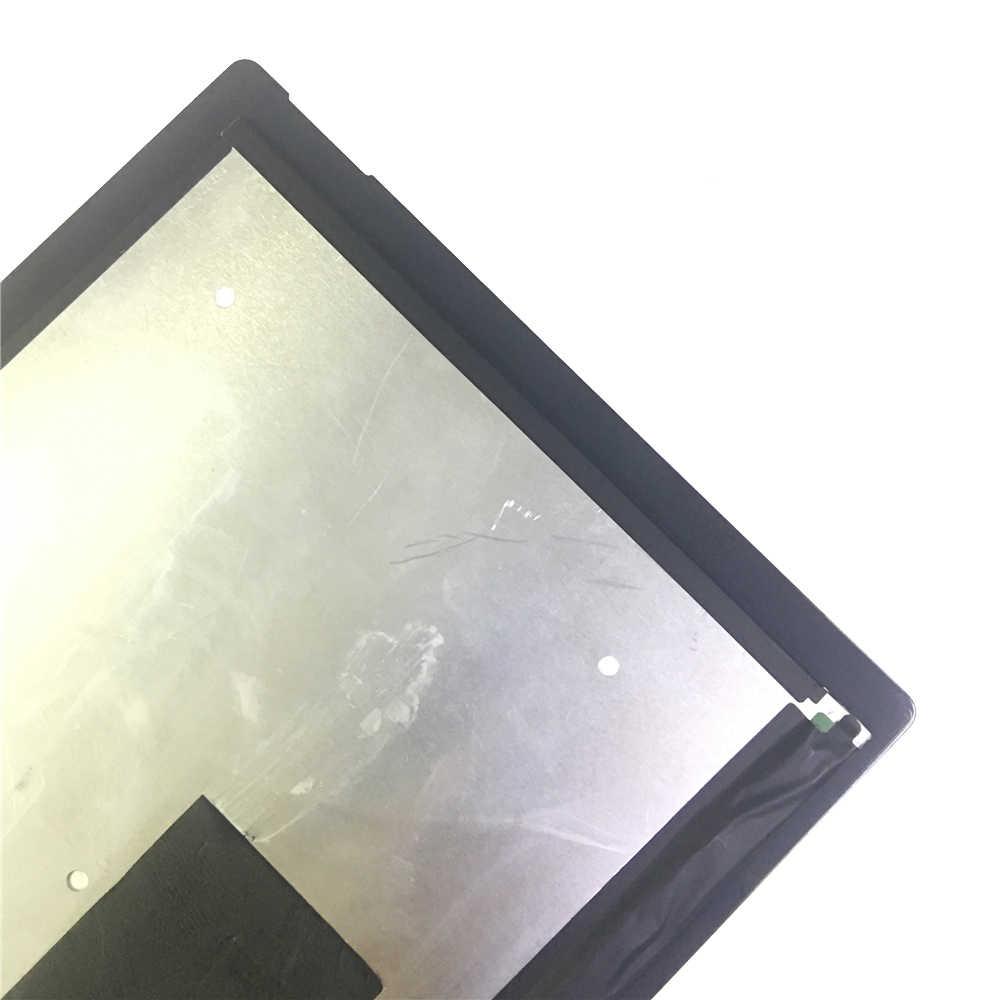 ل مايكروسوفت السطح برو 3 شاشة الكريستال السائل محول الأرقام بشاشة تعمل بلمس ل سطح برو 3 (1631) TOM12H20 V1.1 LTL120QL01 003 لوحة ال سي دي