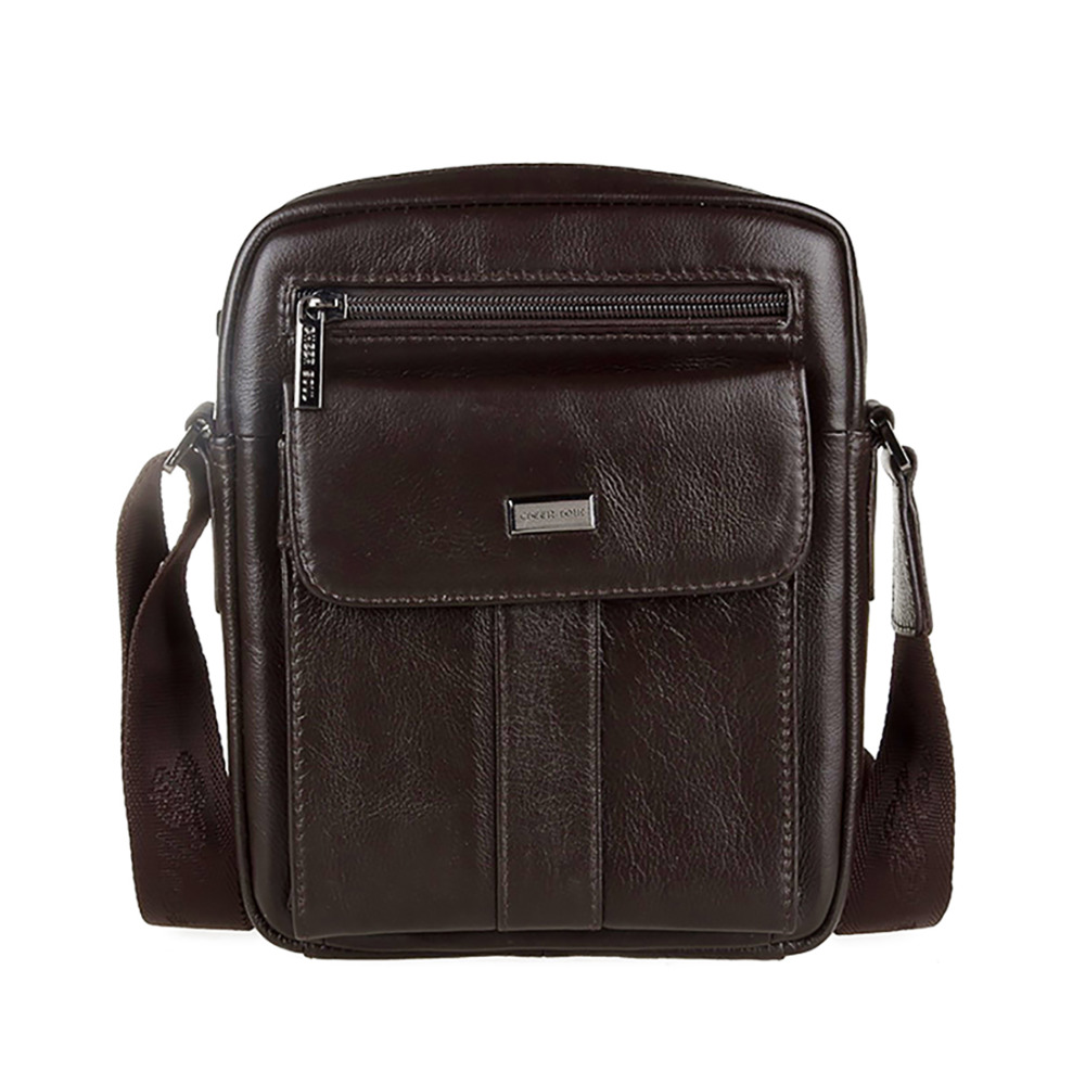 High Quality Genuine Leather Messenger Bags Casual Business Cross Body Men Satchel Designer First Layer Cowhide Shoulder Bag New free shipping high quality vintage cross body leather men messenger bags shoulder bags business hand bags for man 7121c