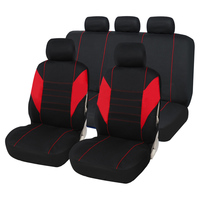 Dewtreetali 2018 Hot Universal Automobile Seat Cover Car Seat Cover Polyester Full Set Car Seat Protector Auto Accessories