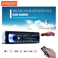 Registered Radio 12V Bluetooth V2.0 Stereo FM Aux Input Receiver SD USB MP3 MMC WMA Radio Player MP3 Player