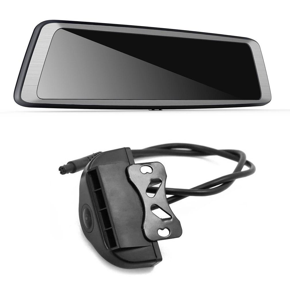 10 ''plein écran 4G tactile IPS spécial voiture tableau de bord Cam rétroviseur rétroviseur GPS Bluetooth WIFI Android 5.1 avec carte mémoire