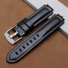 15mm x 24mm Convex Mouth Watch Band Silicone Rubber Watchband Stainless Safety Buckle Strap Wrist Belt Bracelet + Spring Bar 14mm silicone watch strap diver watch band rubber wrist watch bracelet with stainless steel buckle clasp and spring bar and tool