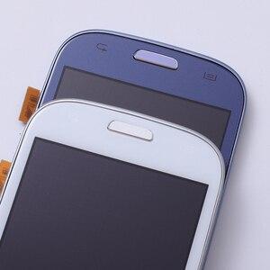 Image 2 - I9300 LCD Per SAMSUNG Galaxy S3 i9300i Display Dello Schermo con Cornice di Ricambio Per SAMSUNG Galaxy S3 LCD i9301 i9308i i9301i