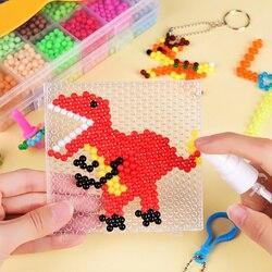 Acqua di Puzzle Aquabea Perline Set Completo Strumento di Kit Per Bambini Di Puzzle Giocattoli FAI DA TE Gioco 3D Giocattoli Di Puzzle Regalo Di Compleanno