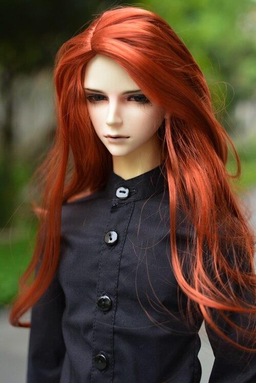 1/3 BJD Parikli Super Super Doll Bjd Parik Moda Üslubu Doll Buruq - Kuklalar və kuklalar üçün aksesuarlar - Fotoqrafiya 4
