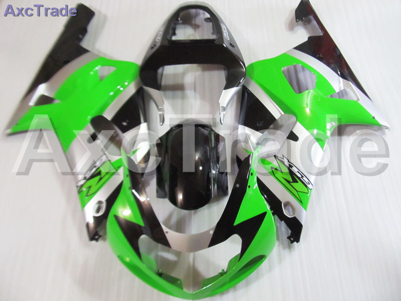 Bodywork Moto Fairings FIT For Suzuki GSXR GSX-R 600 750 GSXR600 GSXR750 2001 2002 2003 K1 Fairing kit Custom Made High Quality high quality abs plastic for suzuki gsxr gsx r 600 750 gsxr600 gsxr750 2004 2005 k4 04 05 moto custom made motorcycle fairing