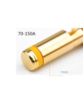 Image 5 - 5sets Amass AS150 Connector plugs Anti Spark Gold Bullet 7mm Connector Male Female Bullet Connectors Plugs for RC battery 20%off