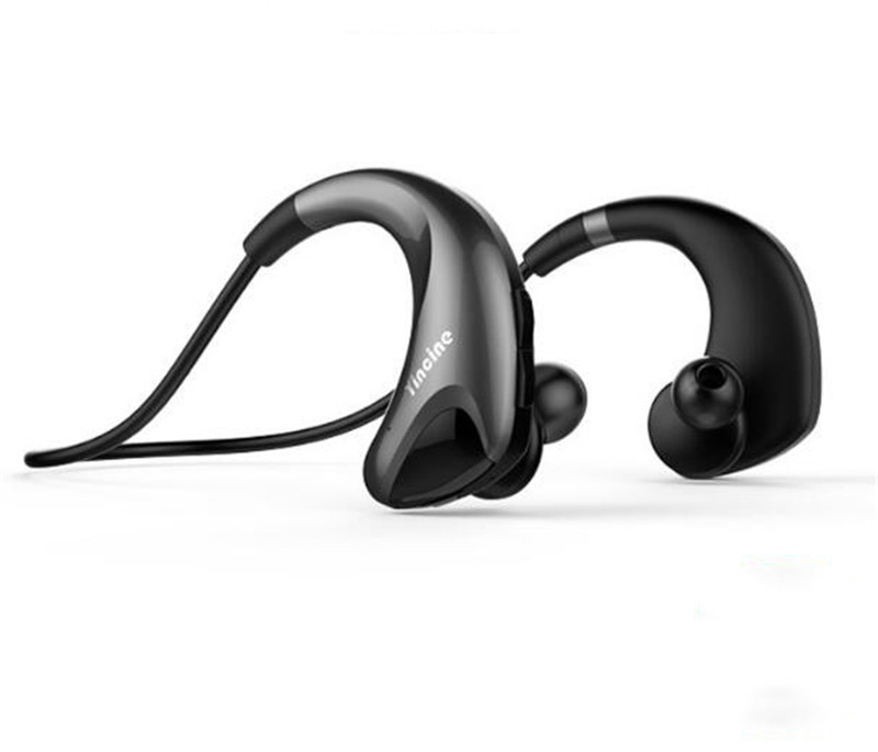 noise canceling bluetooth headphones neckband over ear headset waterproof sports stereo earpiece to he phone sweatproof bone conduction earphones headset over ear headphones active noise cancelling hifi neckband for music listening to the phone