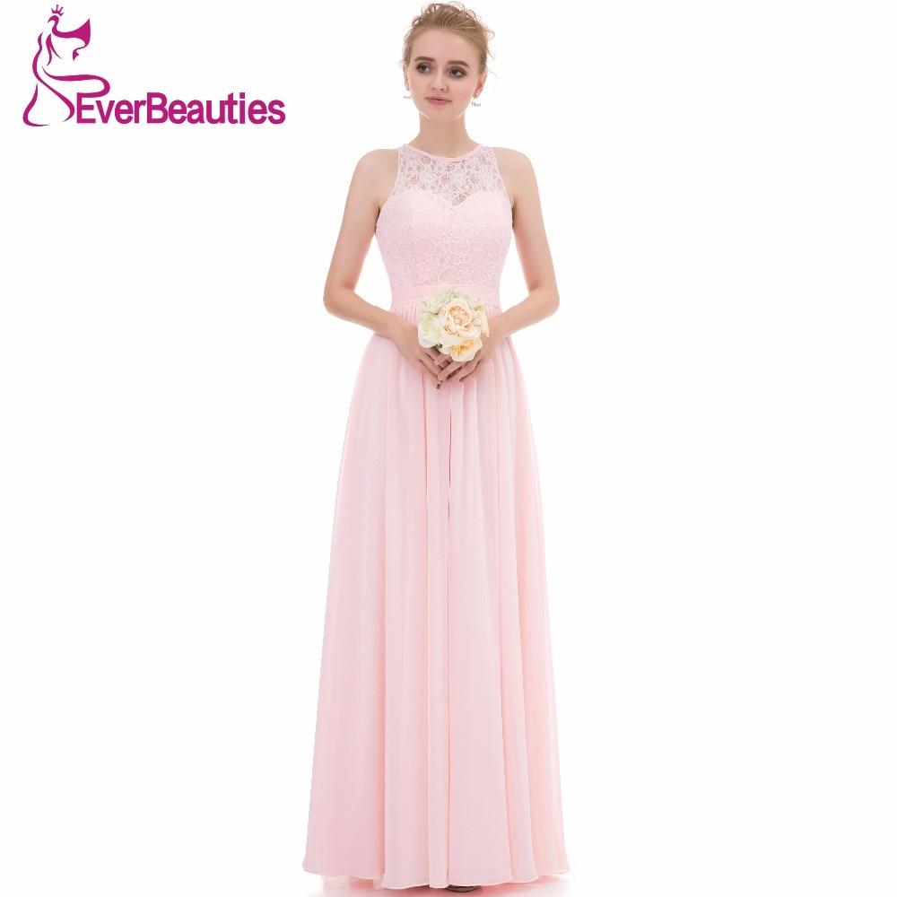Κομψό φόρεμα παράνυμφος μακρύ 2017 - Φορεματα για γαμο