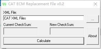 ECM Remplacement File v0.2 FORCAT