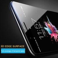 ESVNE(3nd Gen 3D 2nd gen) 5D закаленное Стекло для iPhone 6 стекло 6S Plus изогнутый край Полное покрытие защитное стекло на айфон 6 Экран протектор Плёнки