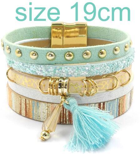 blue size 19CM