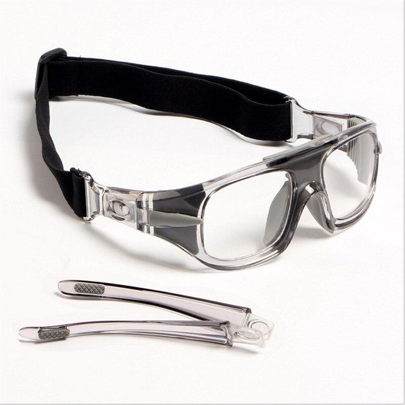 91875014b Armações de Óculos futebol basquete óculos esportivos prescrição Frame  Material : Pc+silica Gel