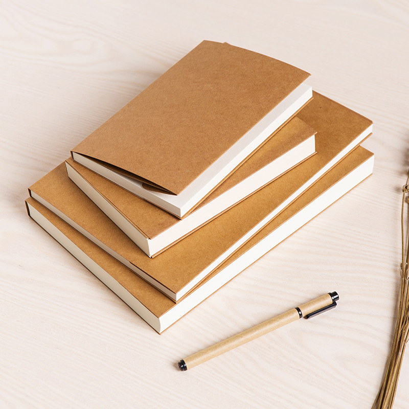 High Quality Vintage Sketchbooks - 4 sizes 1