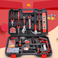 A variety of optional tool kits 108 sets of manual tool kits home repair kits home combo hand tool sets