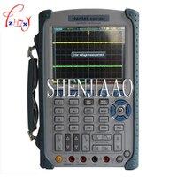 Hantek DSO1200 Handheld Portable USB Oscilloscope Scope DMM 200 MHz 500MSa/s 5.7 2Ch