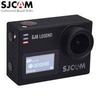 Оригинальный SJCAM SJ6 Легенда 4 К 24fps Wi Fi Ultra HD Notavek 96660 Водонепроницаемый 30 м действие Камера 2,0 Сенсорный экран удаленный Спорт DV