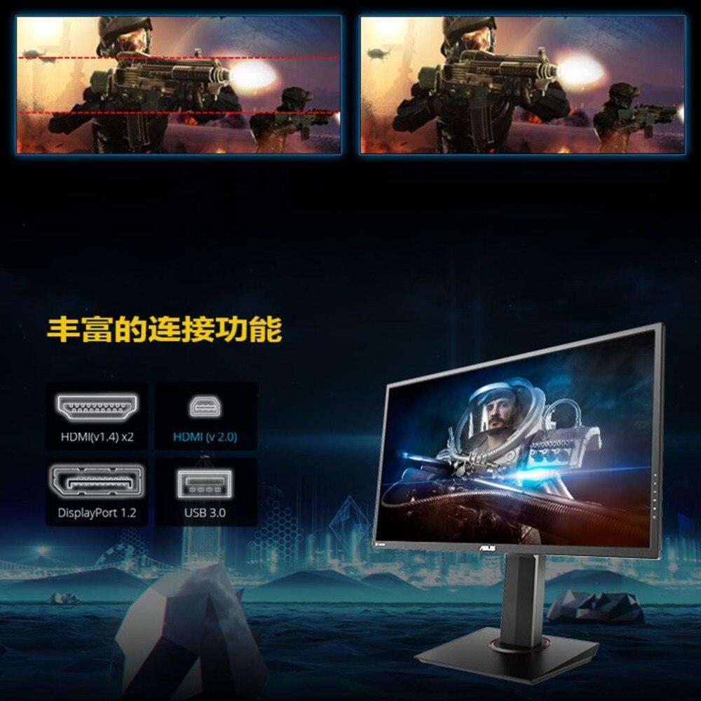 ASUS MG28UQ Large 28 Inch FreeSync Gaming Monitor 4K/ UHD 3840x2160 1ms HDMI Ergonomic Back-light LED Monitor цена