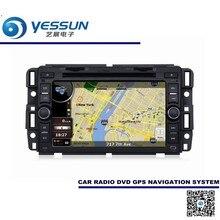 For Cadillac Escalade ESV 2006~2013 Car DVD Player GPS Navigation Audio Video Multimedia System
