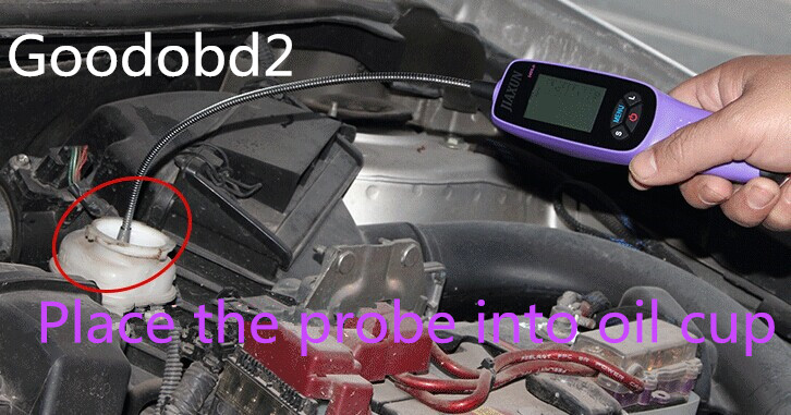 3451L Brake Fluid Tester Digital Brake Fluid Inspection Tester