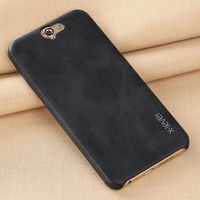 X Level Leather Phone Case For HTC ONE A9 Ultra Thin PU Back Case For HTC