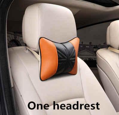 Cuero de la PU cubierta universal de asiento de coche no se mueve de cubierta de estilo de coche para Audi A1 A3 A4 B8 B7 B6 B5 A6 C6 C7 A8 A8L Q3 Q5 Q7 todo