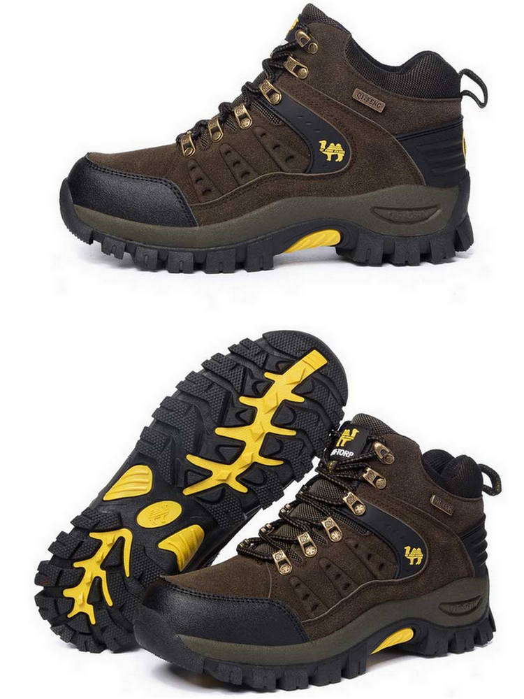 Shoes. Trekking-Footwear Desert Mountain Classic Outdoor Climbing Women Fashion Ankle