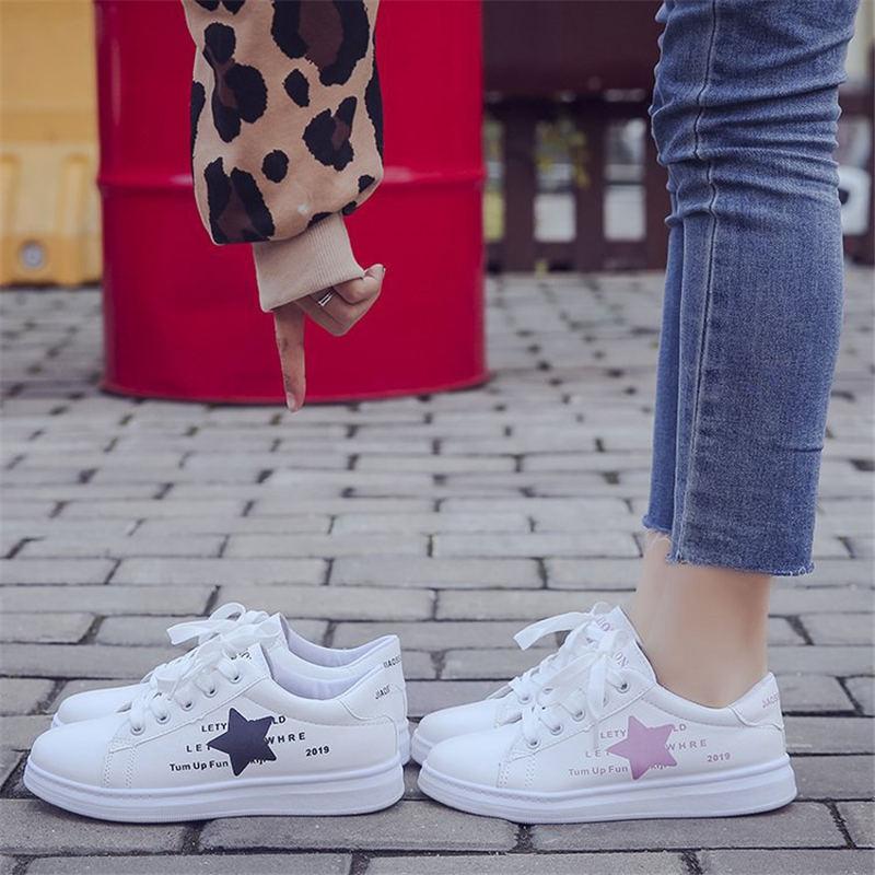 2019 Spring Canvas Shoes White Shoes Women Vulcanize Shoes Female Casual Summer Flat Women Shoes zapatos de mujer BX942019 Spring Canvas Shoes White Shoes Women Vulcanize Shoes Female Casual Summer Flat Women Shoes zapatos de mujer BX94