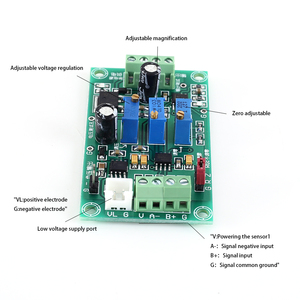 Image 3 - AD620 Instrumentation Amplifier High Gain Differential Signal Programmable Amplifier MV Signal Pressure Weighing Power Supply