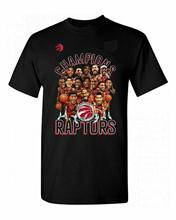 Toronto T SHIRT Raptors FINALS THE CHAMPIONS SQUAD - T-Shirt Size S-3XL Full Color Top Quality 2018 New Brand MenS top tee
