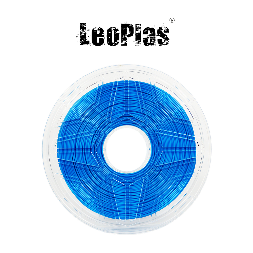 Worldwide Fast Delivery Direct Manufacturer 3D Printer Material 1 kg 2.2 lb 1.75mm Blue PLA Filament