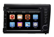 2 Din Car DVD Player for Volvo S60 V70 XC70 2000-2004 with GPS Navigation TV Radio RDS Bluetooth USB AUX Head unit Video Audio
