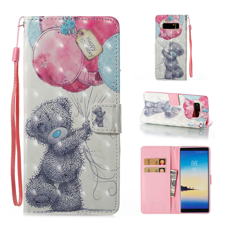 Flip Case For Samsung Galaxy J5 2016 J510 3D Painting Wallet Cover Book Style For Coque Samsung Galaxy J5 2017 EU Version J530
