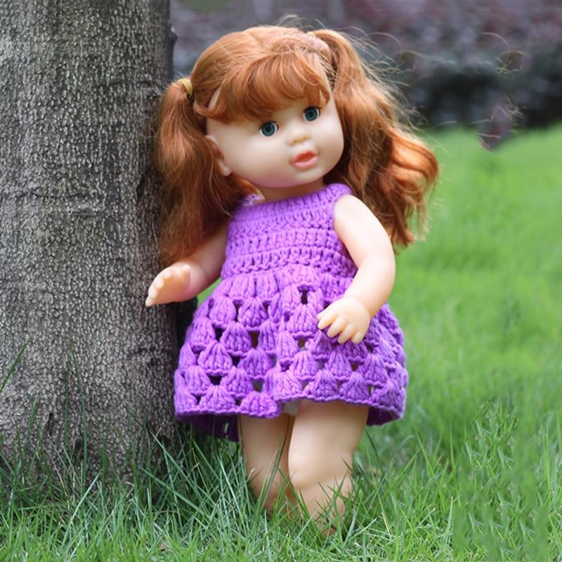 Lifelike Reborn Girl Baby Dolls Недорогие игрушки - Куклы и мягкие игрушки
