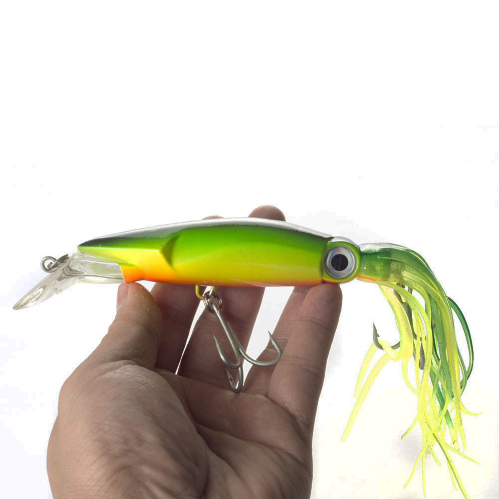online get cheap fishing squid lures -aliexpress | alibaba group, Hard Baits