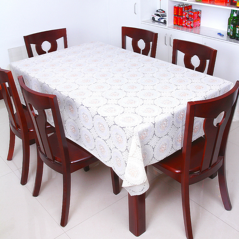 High Quality 137183 cm PVC Table Cloth Plastic Waterproof  : High Quality 137 183 cm PVC Table Cloth Plastic Waterproof Oil Dining Tablecloth flower printed lace from www.aliexpress.com size 800 x 800 jpeg 423kB