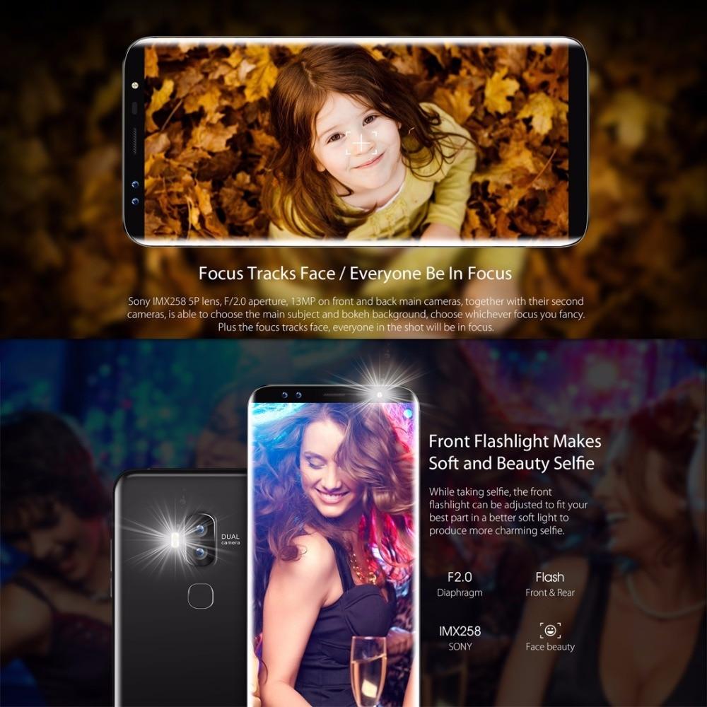 Blackview S8 5 7 Inch HD+ 18:9 Aspect Ratio Screen Mobile Phone